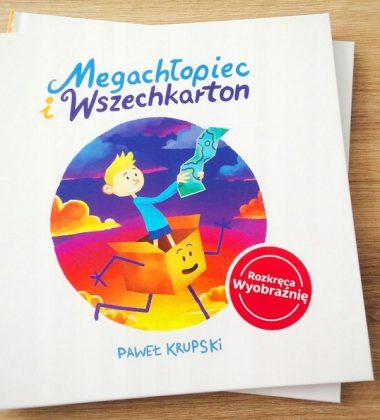 Książka edukacyjna wszechkarton